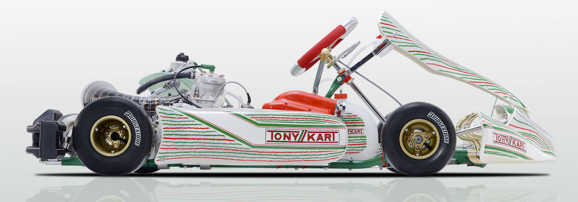 Tony Kart Krypton 801